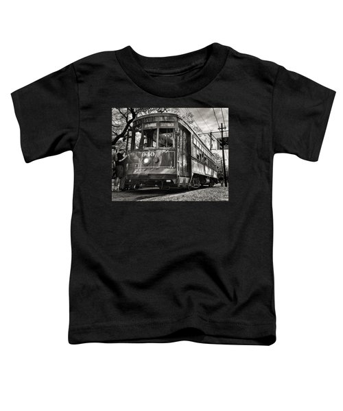 A Streetcar Named St Charles Toddler T-Shirt