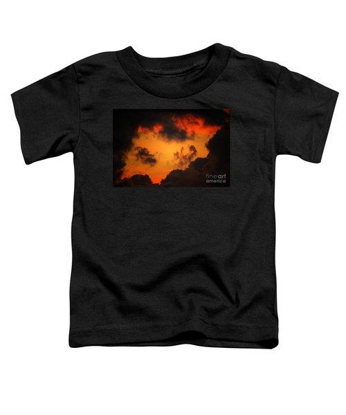 A Textured Morning Toddler T-Shirt