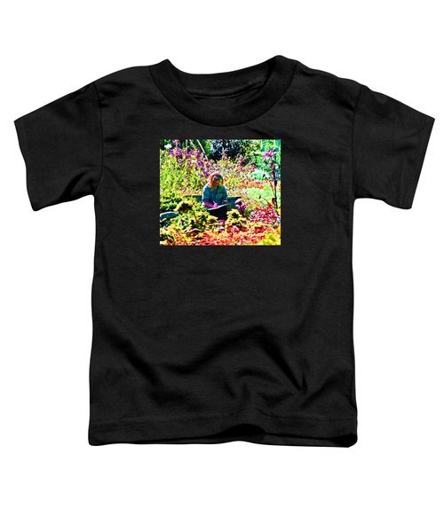 A Time To Draw Toddler T-Shirt