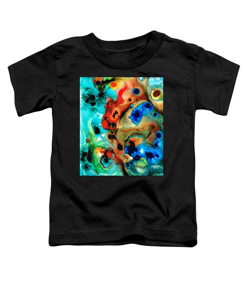 Abstract 4 - Abstract Art By Sharon Cummings Toddler T-Shirt