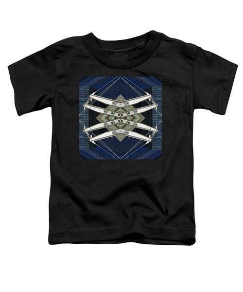 Abstract Construction Toddler T-Shirt