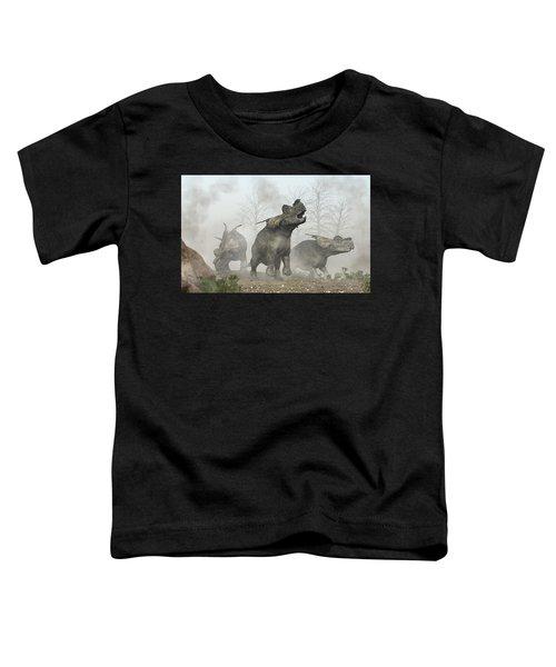 Achelousauruses Toddler T-Shirt