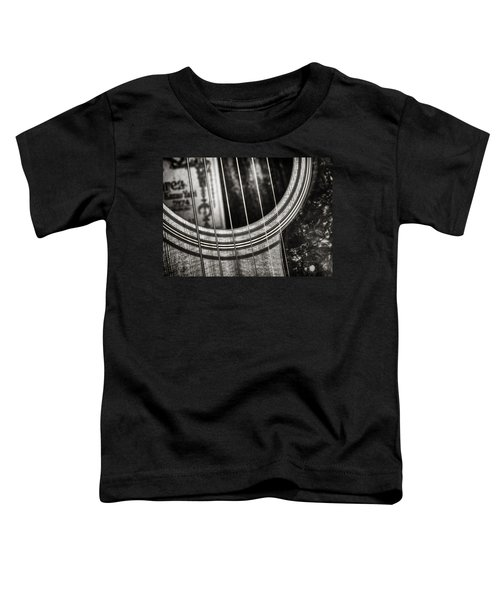Acoustically Speaking Toddler T-Shirt