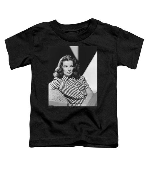 Actress Katharine Hepburn Toddler T-Shirt
