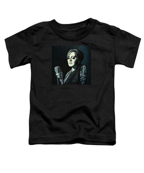 Adele 2 Toddler T-Shirt
