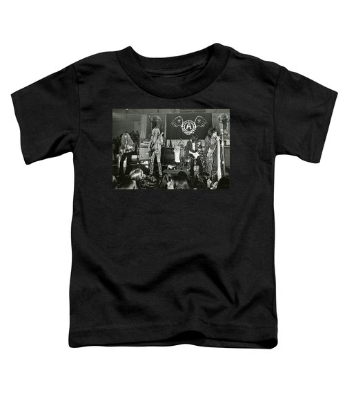 Aerosmith - Aerosmith Tour 1973 Toddler T-Shirt by Epic Rights