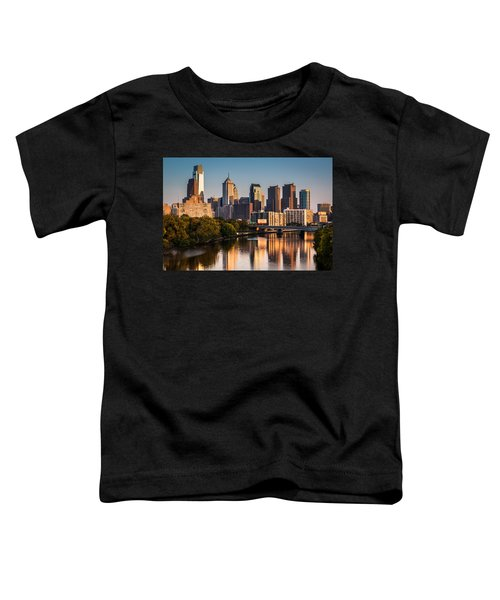 Afternoon In Philly Toddler T-Shirt