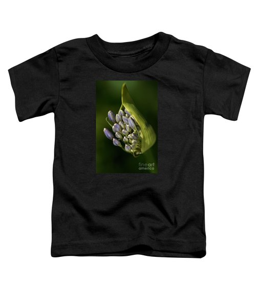 Agapanthus Toddler T-Shirt
