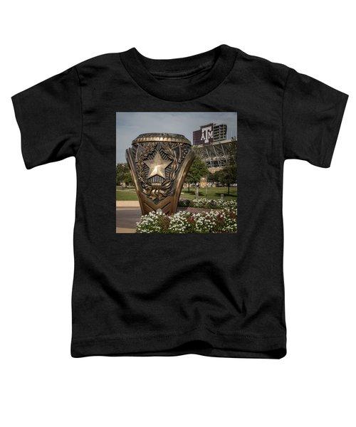Aggie Ring Toddler T-Shirt
