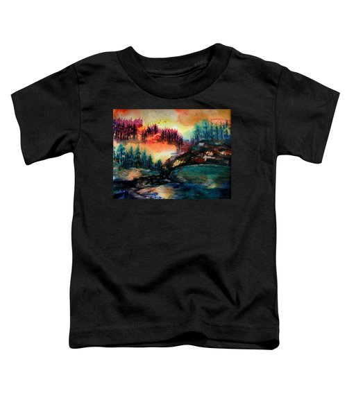 Aglow Toddler T-Shirt
