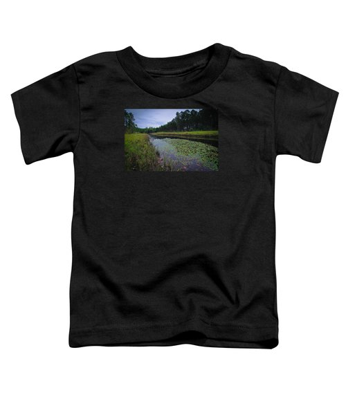 Alabama Country Toddler T-Shirt