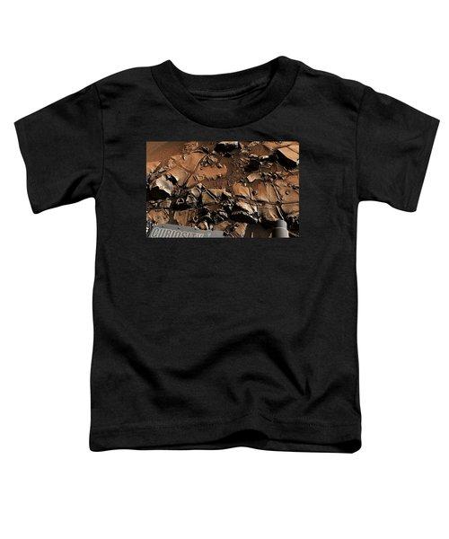 Alexander Hills Bedrock In Mars Toddler T-Shirt