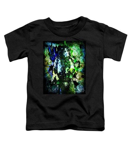 Alice Cooper - Feed My Frankenstein - Original Painting Print Toddler T-Shirt