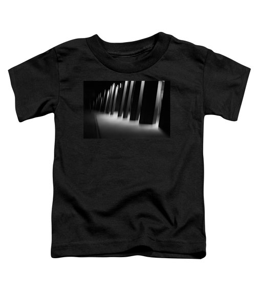 Toddler T-Shirt featuring the photograph Alien Medical Research Center by Alex Lapidus