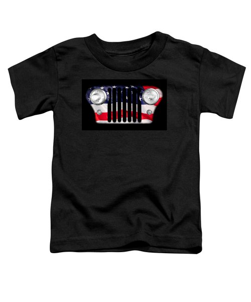 All-american Toddler T-Shirt