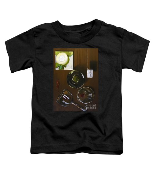 All Looked Fine From Our Perspective Toddler T-Shirt