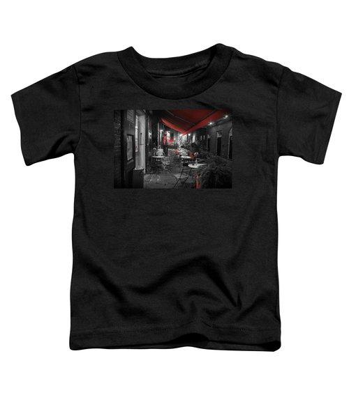 Alley Cafe Toddler T-Shirt