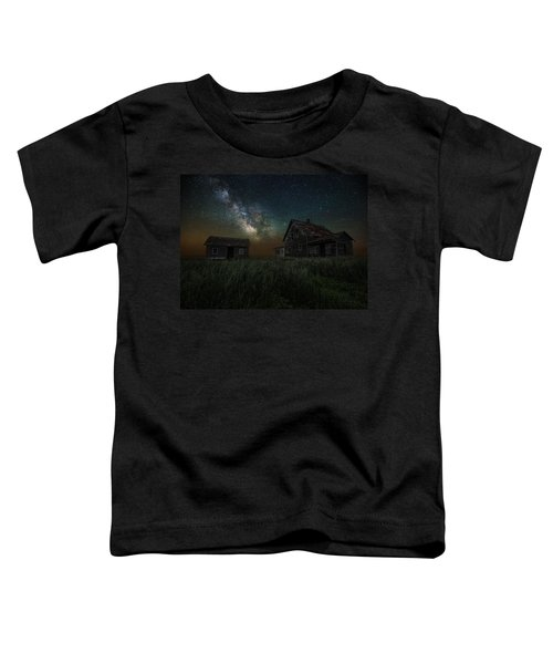 Alone In The Dark Toddler T-Shirt