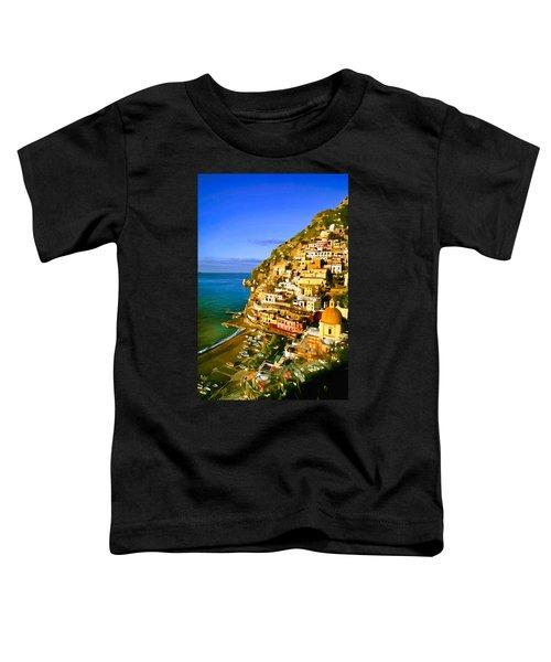 Along The Amalfi Coast Toddler T-Shirt