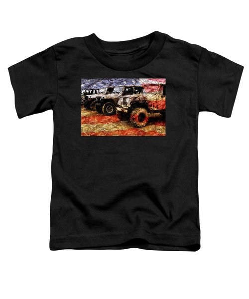 American Jeeps Toddler T-Shirt