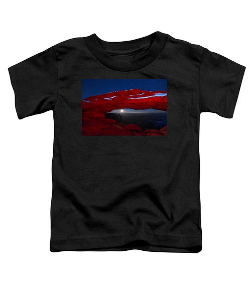 American Moonrise Toddler T-Shirt