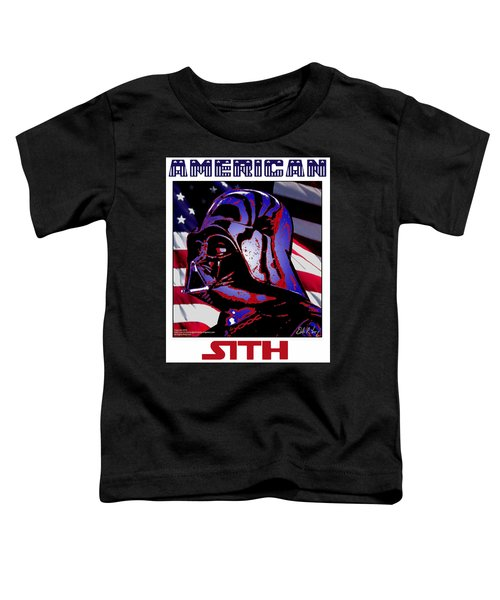 American Sith Toddler T-Shirt