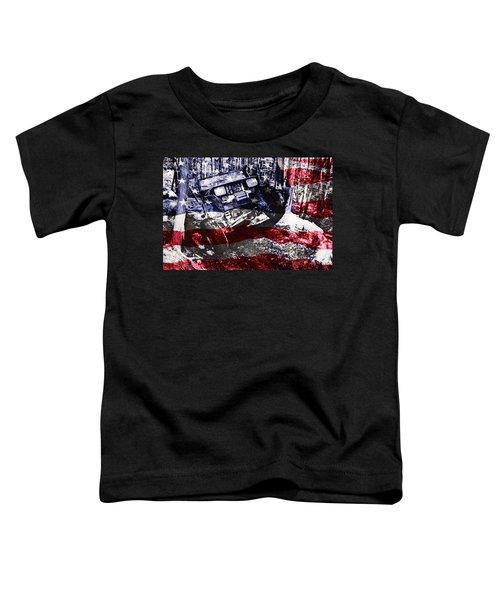 American Wrangler Toddler T-Shirt