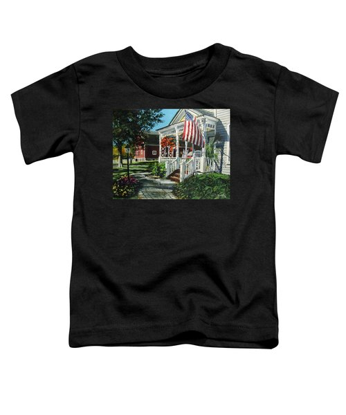 An American Dream Toddler T-Shirt
