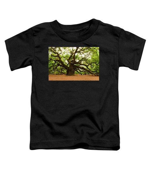 Angel Oak Tree 2009 Toddler T-Shirt