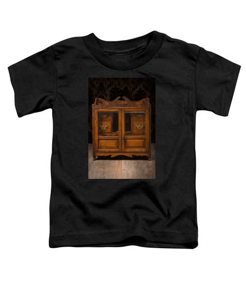 Antique Cabinet Toddler T-Shirt
