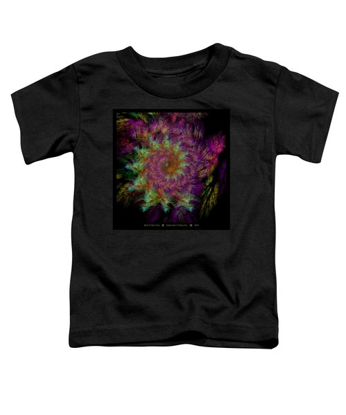 Arachne's Fractal  Toddler T-Shirt