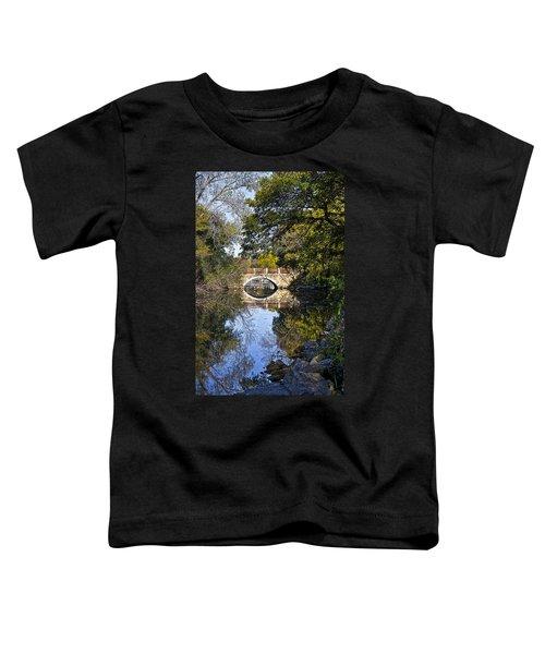 Arboretum Drive Bridge - Madison - Wisconsin Toddler T-Shirt