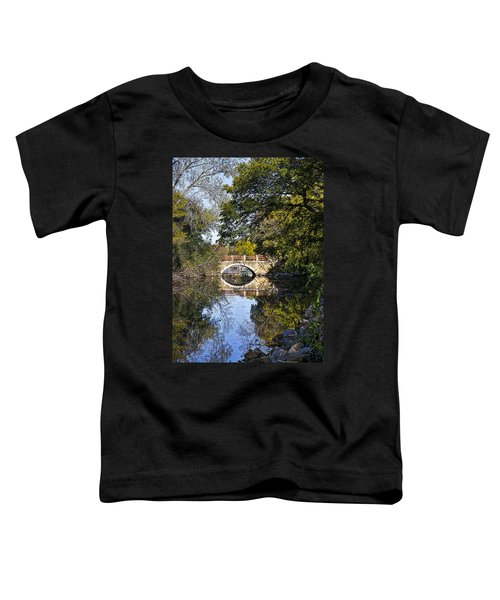 Arboretum Drive Bridge - Madison - Wisconsin Toddler T-Shirt