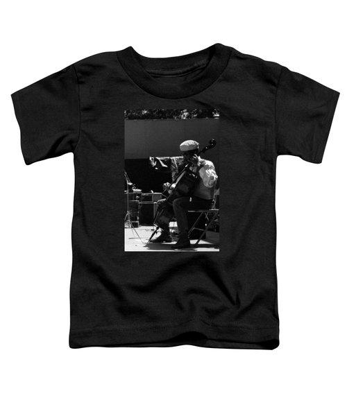 Arkestra Cellist Uc Davis Quad Toddler T-Shirt