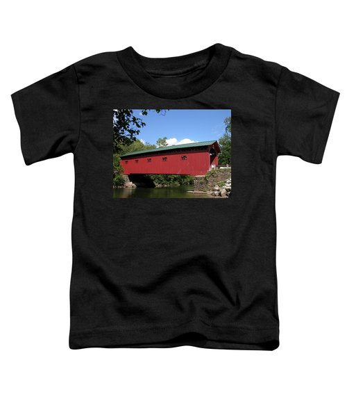 Arlington Bridge 2526a Toddler T-Shirt