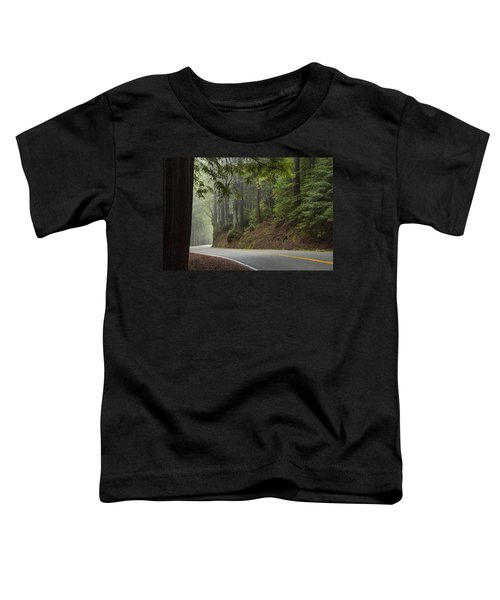 Around The Bend Toddler T-Shirt