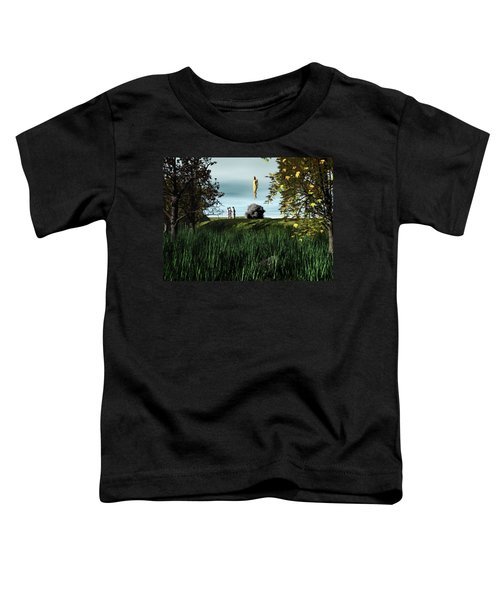 Arrival Of The Deceiver Toddler T-Shirt