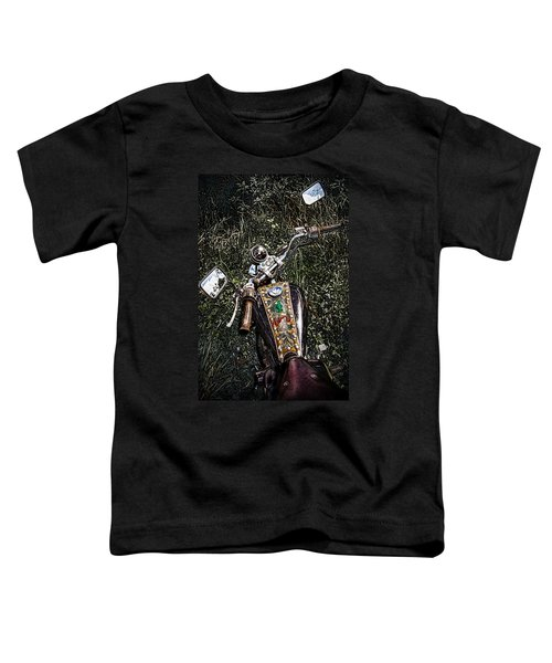 Art In The Weeds Toddler T-Shirt