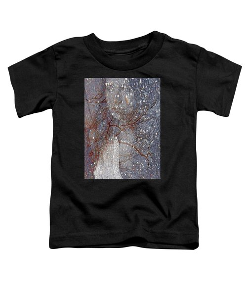 Asphalt - Portrait Of A Lady Toddler T-Shirt