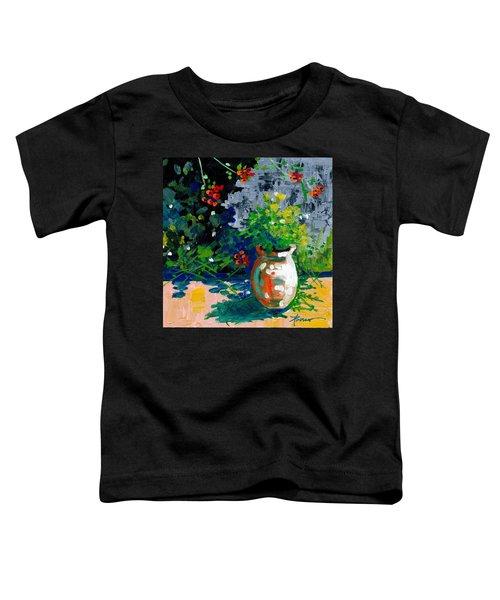 At Tharri Monastery-rhodes Toddler T-Shirt
