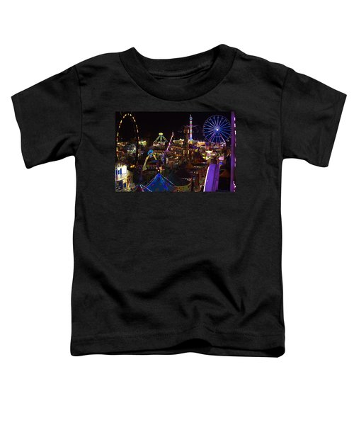 Atop The Carnival Toddler T-Shirt