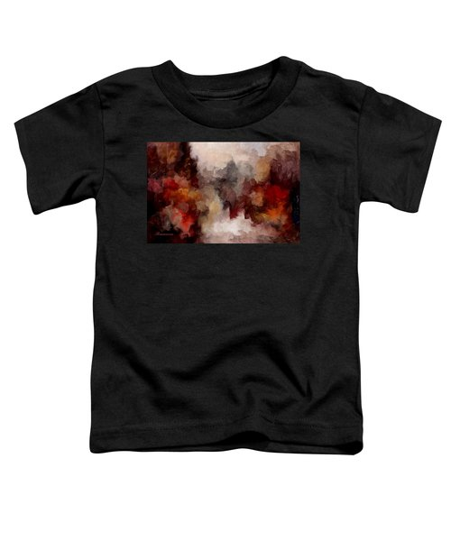 Autumn Abstract Toddler T-Shirt