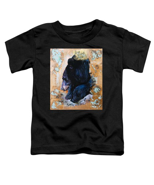 Autumn Bear Toddler T-Shirt