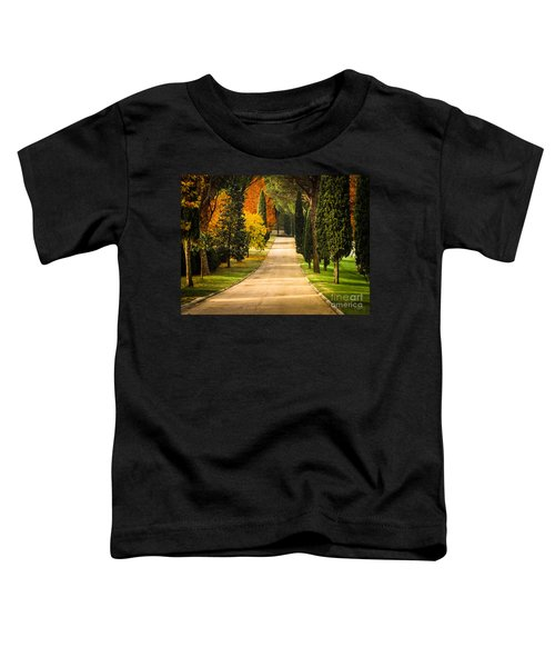 Autumn Drive Toddler T-Shirt