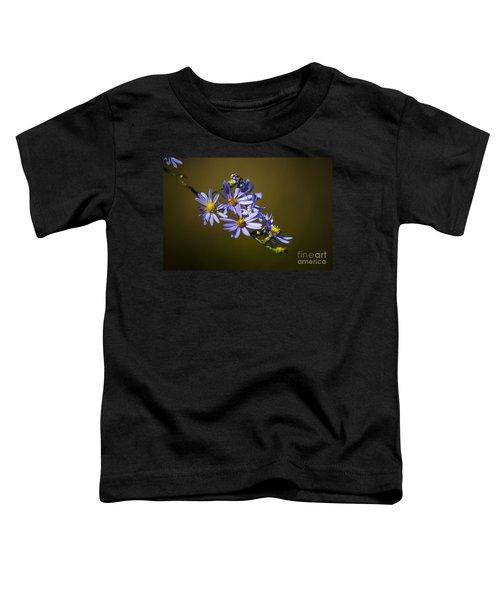 Autumn Floral Toddler T-Shirt