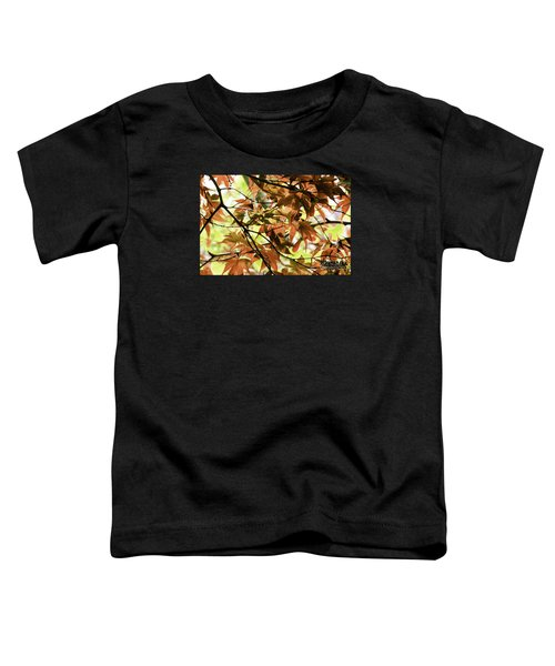Autumn Leaves Toddler T-Shirt