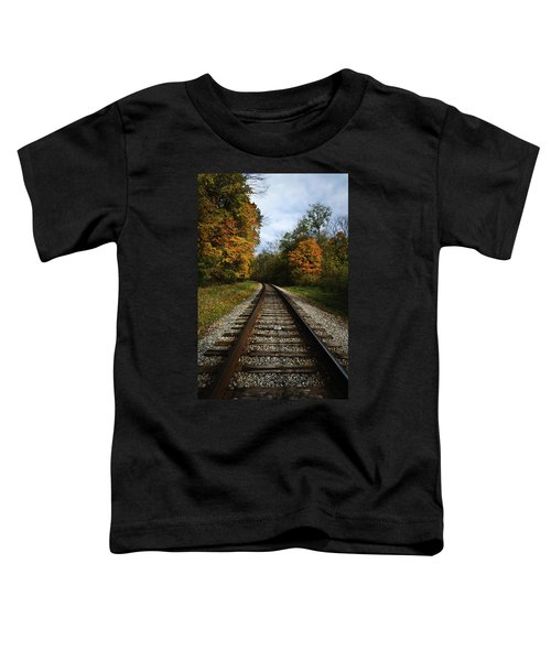 Autumn View Toddler T-Shirt