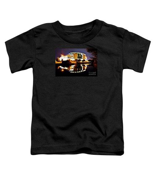 Autzen At Night Toddler T-Shirt