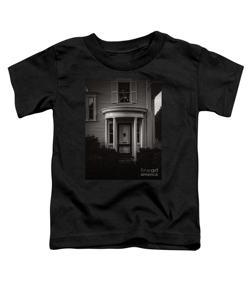 Back Home Bar Harbor Maine Toddler T-Shirt