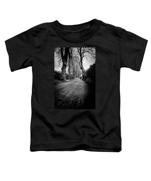 Back Road East Toddler T-Shirt
